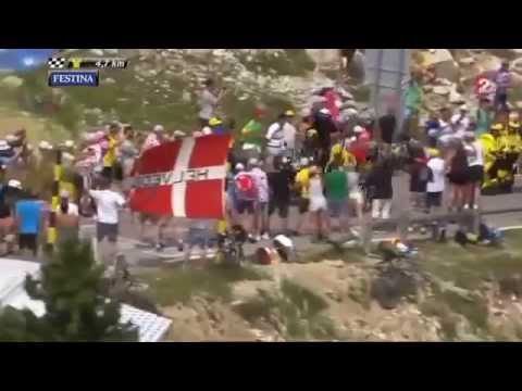 Christopher Froome - Mont Ventoux