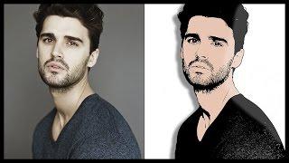 Photoshop CS6: Transform Portrait into Easy Cartoon