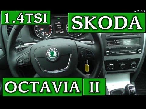 Skoda Octavia II 1.4 122KM Ambition