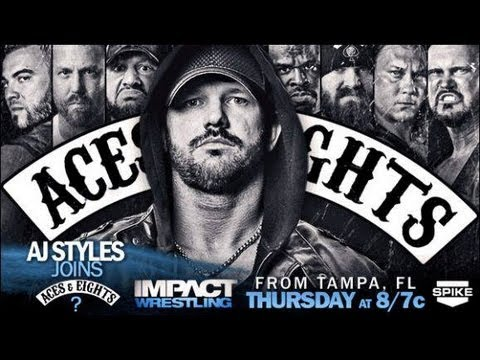 TNA Impact Wrestling Review 5/23/13: AJ Walks Alone