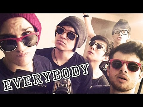 Youtubers Boys - Everybody (Cover Backstreet Boys)