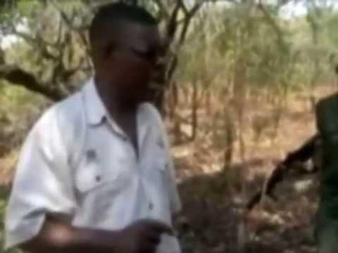 RUFUNSA SAGA 2012 KAIZER ZULU AND GEOFREY CHUMBWE FAIL TO EXPLAIN  PANGAS AND GUN FOUND ON CADRES