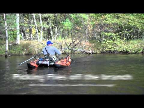 Best Fishing In Michigan  Baldwin Pere Marquette River