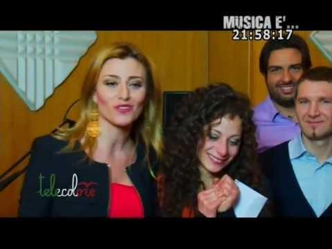 Sara Mazzaccaro VINCE il Programma Musicale Televisivo Musica è 2012