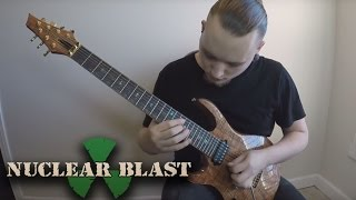 FALLUJAH - Scar Queen (Guitar Playthrough)