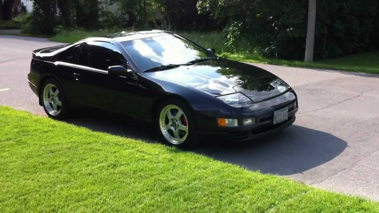 Nissan 300zx For Sale >> 1990 Nissan 300zx Twin Turbo (no longer) for sale. - YouTube