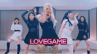 Lady Gaga - LoveGame : Yell Choreography