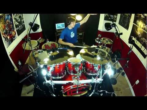 Hysteria - Drum Cover - Muse video