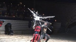 We Had A Knight To Remember At Medieval Times Florida | Real Jousting, Eating With Our Hands & More!