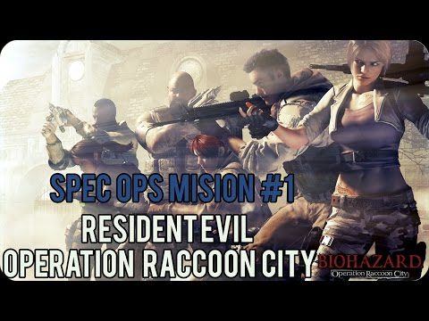 Resident Evil Operation Raccoon City Pcespanol