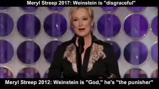 Meryl Streep: Weinstein is