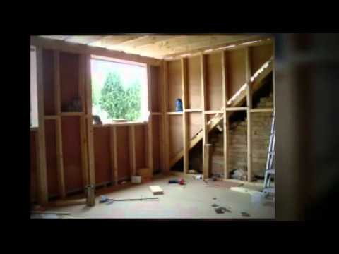 Dormer Loft Conversion By Dracom Builders Mp4 Youtube