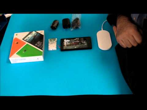 Nokia Lumia 930 - Telstra Australia branded - Unboxing