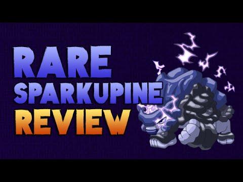 Elite Sparkupine Review - Miscrits