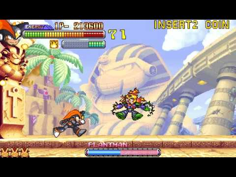 Mega Man 2 - The Power Fighters: Story 1 perfect with Bass