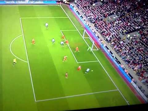 Yohan Cabaye Goal Vs Liverpool 4 11 12