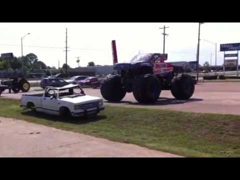 Holden Monster Truck By Shockfree Images Frompo