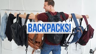 7 Backpack Brands You Need To Check Out | Men's BTS Fashion Inspiration