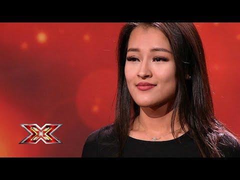 Наргиз Кудренова. Прослушивания. X Factor Kazakhstan. 4 Эпизод.