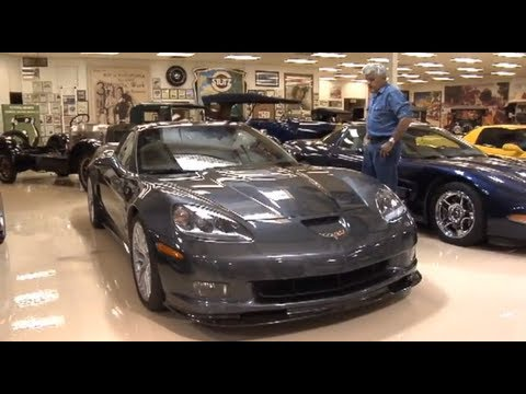 Corvette ZR1 - Jay Leno's Garage