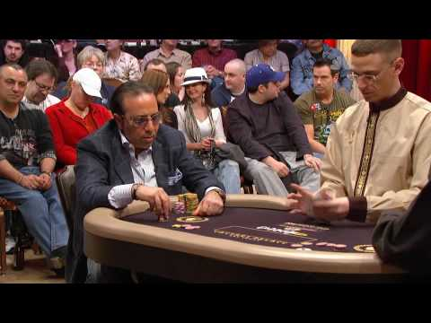 National Heads Up Poker Championship 2009 Episode 11 3/5 Video