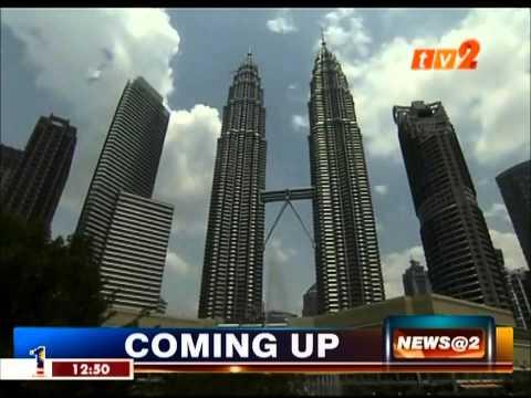 TV1 TV2 Malaysia Digital TV Testing DVB-T