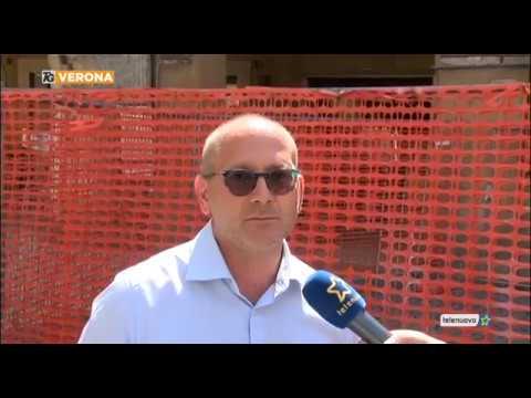 Servizio TG del 24.05.18 - Partono i lavori a Porta Borsari.