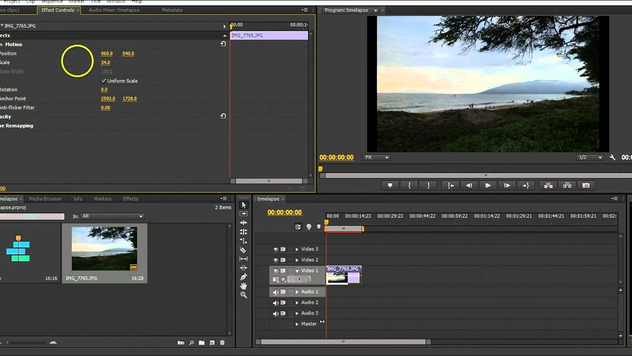 how to cut video together in adobe premier