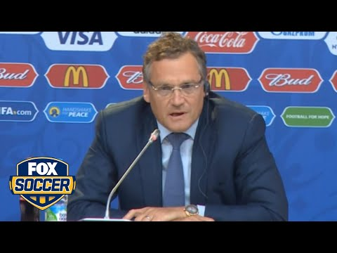 Jerome Valcke handed 12-year ban by FIFA