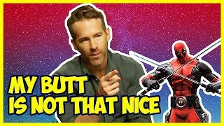 Ryan Reynolds Is The Perfect Deadpool - Funny Moments 2018