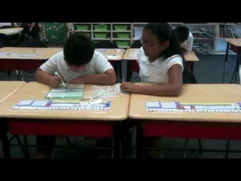 """Palmetto Elementary School: 3rd Grade class """"Our New School"""" Palmetto, FL"""