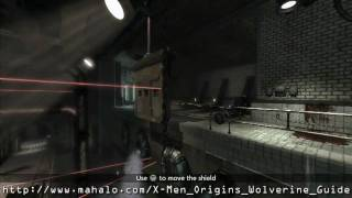 X men origins wolverine game walkthrough part 14