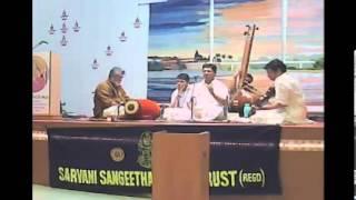 Parivadini Live- Palghat R. Ramprasad (Vocal) Sarvani Sangeetha Sabha 18 Jan 2014