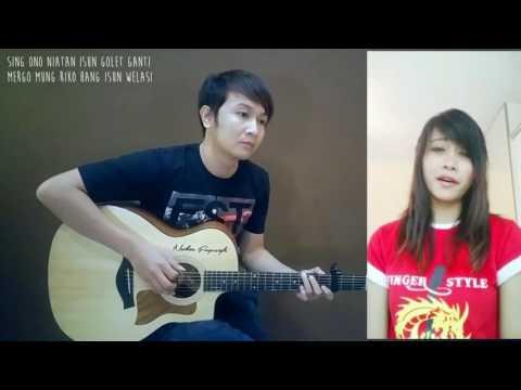 download lagu Wandra & Suliyana Salah Tompo - Nathan Fingerstyle & Dhea Puse Shakwa gratis