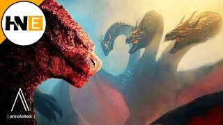 Why Godzilla Hates King Ghidorah | Godzilla King of the Monsters streaming