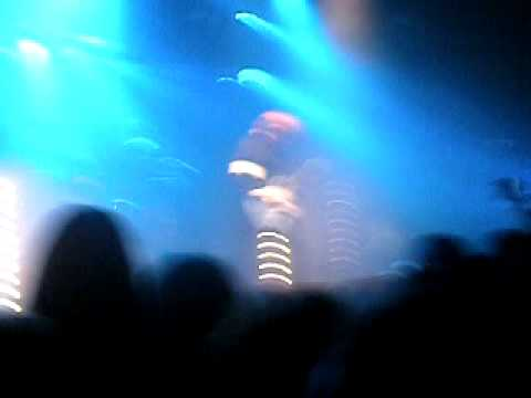 Christopher Amott solo - Arch enemy, Barcelona 7-12-09.avi