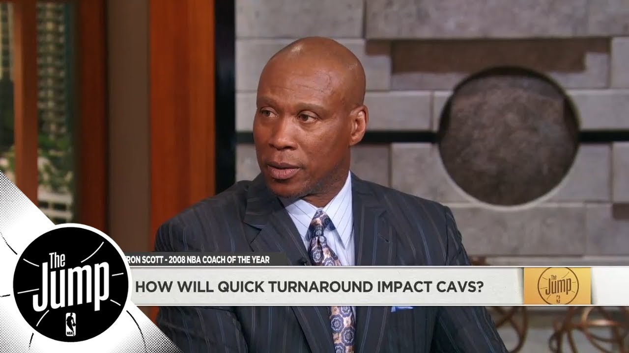 Byron Scott on LeBron James and Cavaliers: 'Batman needs Robin' vs. Raptors | The Jump | ESPN
