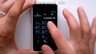 Разблокировка МТС 970 с помощью инженерного меню