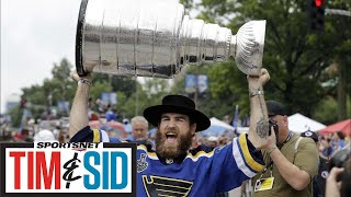 Ryan O'Reilly Still Filled With Joy After Off-Season Celebrating Stanley Cup