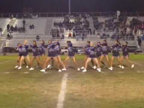 johansen High School, Our last half time of the 2009 football season We love