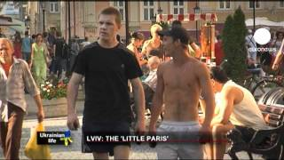 Video of Lviv: Lviv, the 'Little Paris' (author: euronews (in English))