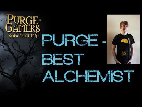 Purge best support Alchemist
