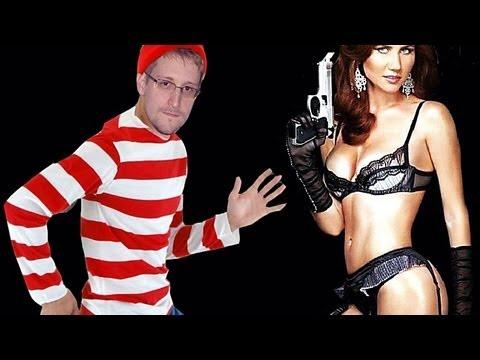 Edward Snowden receives proposal from spy Anna Chapman via twitter!