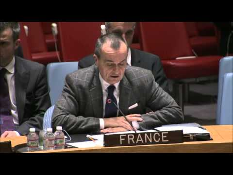 France to Russia in U.N. Security Council: You know, there is such thing as internet.