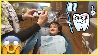 Kid First Visit to the Dentist - An Educational Video |  Jai's Family Review