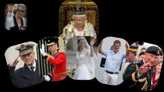 La familia real: una empresa