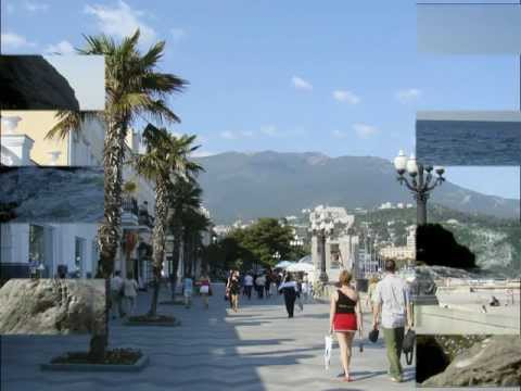 Жемчужина Крыма - Ялта