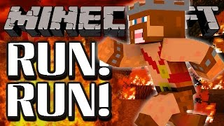 Minecraft | RUN RUN RUN! | Runner Fun Minecraft Mini-Game