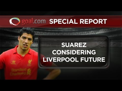 Suarez could LEAVE for £40m+ | Man City favourites to sign Liverpool star