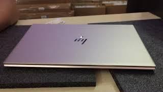 HP Envy 13-AH1012TU Core i7-8565U Ram 8GB SSD 256GB 13.3 inch Full HD Win10